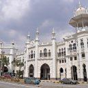 Krásná architektura světových nádraží - kuala-lumpur-malaysia
