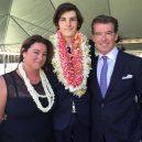 Stále zamilovaný Pierce Brosnan a jeho žena Keely - se-synem