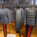 Dědictví nejslavnějšího rakouskouherské mocnáře. Podívejte se na exponáty Františka Josefa I. - Uniformy císaře Františka Josefa.