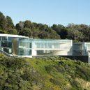Kalifornský Razor House vzdává hold okolní krajině -