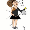 Jak správně nakreslit karikaturu Sereny Williams a nebýt přitom za rasistu? - serena-3