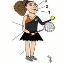 Jak správně nakreslit karikaturu Sereny Williams a nebýt přitom za rasistu? - serena-4
