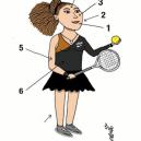 Jak správně nakreslit karikaturu Sereny Williams a nebýt přitom za rasistu? - serena-6