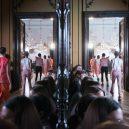Atmosféra na Mercedes-Benz Prague Fashion Weeku -
