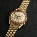 60letá evoluce Speedmasterů. Jak šel čas s hodinkami do vesmíru? 1957-1969 - 13-pametni-edice-z-18k-zlata-vydana-1969-ve-velmi-omezenem-nakladu-byly-slavnostne-predany-predstavitelum-nasa-nebo-prezidentu-nixonovi-ba