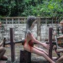Pozor, drastické! Thajská zahrada je plná pekelných muk - buddhist-hell-garden-24