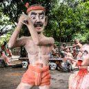 Pozor, drastické! Thajská zahrada je plná pekelných muk - buddhist-hell-garden-29