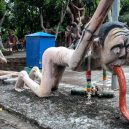 Pozor, drastické! Thajská zahrada je plná pekelných muk - buddhist-hell-garden-33