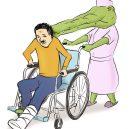 Krokodýlovy lapálie ve světě lidí - crocodile-life-animals-illustrations-keigo-japan-30-5b7a7d139361b__700