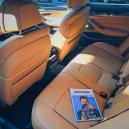S BMW 540xd budete na křižovatkách za krále - BMW 540d xDrive