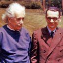 Génius Kurt Gödel zemřel vyhladověním - einstein-godel