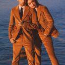 Kteří slavní propadli manšestru? Inspirujte se jejich stylem - Gigi Hadid & Zayn Malik