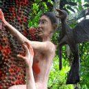 Pozor, drastické! Thajská zahrada je plná pekelných muk - image