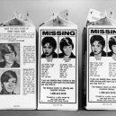 Tváře pohřešovaných dětí na mléčných kartonech - milk_cartons
