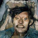 Po Franklinově expedici zbyly mrazem dokonale zachovalé mumie s dosud otevřenýma očima - o-corpo-de-thomas-hartnell-foto