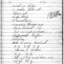Deník Betty Klenck s přepsaným voláním o pomoc - page51
