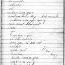 Deník Betty Klenck s přepsaným voláním o pomoc - page53