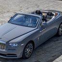 Exkluzivní provedení kabrioletu Rolls-Royce Dawn vzdává hold československým letcům - safe_image