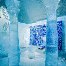 Druhá návštěva ledového hotelu je tu! - Take me to church