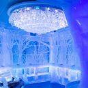 Druhá návštěva ledového hotelu je tu! - V ledovém království