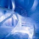 Ledový hotel ve Švédsku má neskutečný design. Zde je to nejlepší z něj - Vítejte!