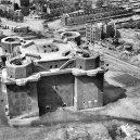 Zelený bunkr v Hamburku - Flak tower IV