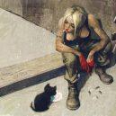 23 ilustrací zachycujících dnešní zvrácenou dobu - dark-surreal-digital-art-waldemar-von-kozak-29