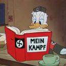 Neuvěřitelně obskurní příhody ze zákulisí Disneyho byznysu - donald-duck-nazi-youtube-720×405