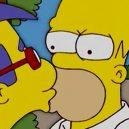 10 chyb v nesmrtelném seriálu Simpsonovi - Homer-Milhouse