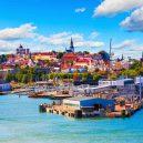 Dvě krásná severská města Helsinky a Tallinn možná spojí nejdelší podmořský tunel světa - Tallinn, Estonia