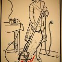 Elektřina a my. Bizarní způsoby, kterými vás mohl zabít elektrický proud - vintage-illustrations-ways-to-die-electrocution-15-5bf2696df2d41__700