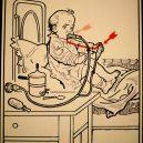 Elektřina a my. Bizarní způsoby, kterými vás mohl zabít elektrický proud - vintage-illustrations-ways-to-die-electrocution-18-5bf26975ef1cd__700
