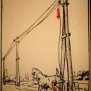 Elektřina a my. Bizarní způsoby, kterými vás mohl zabít elektrický proud - vintage-illustrations-ways-to-die-electrocution-23-5bf26983d37bd__700