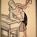 Elektřina a my. Bizarní způsoby, kterými vás mohl zabít elektrický proud - vintage-illustrations-ways-to-die-electrocution-29-5bf26992f3867__700