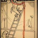 Elektřina a my. Bizarní způsoby, kterými vás mohl zabít elektrický proud - vintage-illustrations-ways-to-die-electrocution-5-5bf26951e5306__700