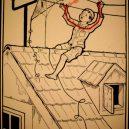 Elektřina a my. Bizarní způsoby, kterými vás mohl zabít elektrický proud - vintage-illustrations-ways-to-die-electrocution-9-5bf2695de63fb__700