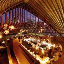 Siluetu operu v Sydney zná každý. Co se ale skrývá uvnitř? - 01 Bennelong Restaurant