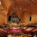 Siluetu operu v Sydney zná každý. Co se ale skrývá uvnitř? - 02 Koncertní síň