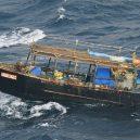 Severokorejské lodě duchů stále děsí Japonsko - 1059565006