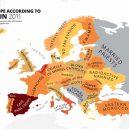 Evropa očima různých národů. Podívejte se na mapy plné stereotypů - 2ad28e17c00eaf91dbc1609dab7c3cdb