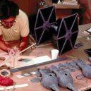 Unikátní snímky ze zákulisí natáčení Hvězdných válek vás dostanou - 3018125_