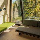 PAN. Jedinečné dřevěné kabiny v norských lesích představují ideální místo na odpočinek - 7e607053-50d1-4f46-b97c-a94940df2f89