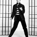 7 slavných, kteří podle konspiračních teorií nafingovali vlastní smrt - 800px-Elvis_Presley_promoting_Jailhouse_Rock