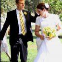 """Fotografie ze svatby, které byly pořízeny v ten """"správný"""" moment - 9"""