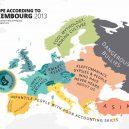 Evropa očima různých národů. Podívejte se na mapy plné stereotypů - abd4f1ee453035efa494def49159fb70