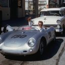 "James Dean a jeho prokleté Porsche – ""Little Bastard"" - james-dean-spyder"