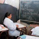 Školu dvanáctiletého Nica navštěvují kromě dětí i dospělí - maestro-1