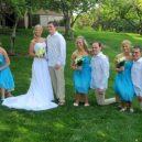 """Fotografie ze svatby, které byly pořízeny v ten """"správný"""" moment - original"""