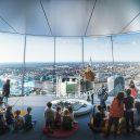 Vyhlídková věž the Tulip od architektů Foster + Partners. - The Tulip1