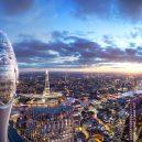 Vyhlídková věž the Tulip od architektů Foster + Partners. - The Tulip6